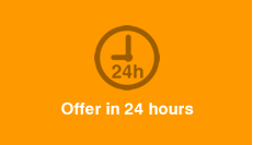 Offer in 24 hours